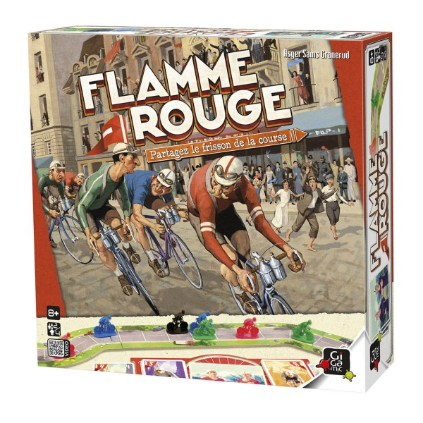 Flamme rouge - Gigamic-JLFL