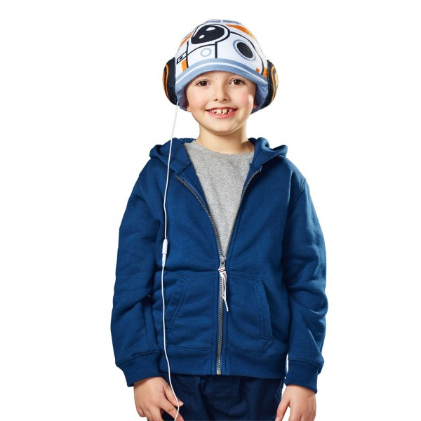 Casque-bonnet audio Cool Music : Star Wars BB8 - Giochi-HEC003