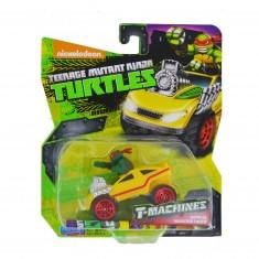 figurine vhicule tortues ninja t machines raphael in monster truck