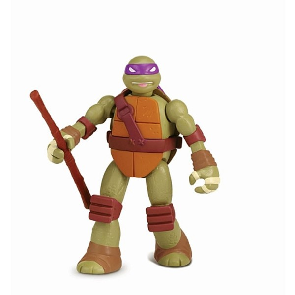 Figurine articulée Tortues Ninja Mutation : Donnie - Giochi-5454-5