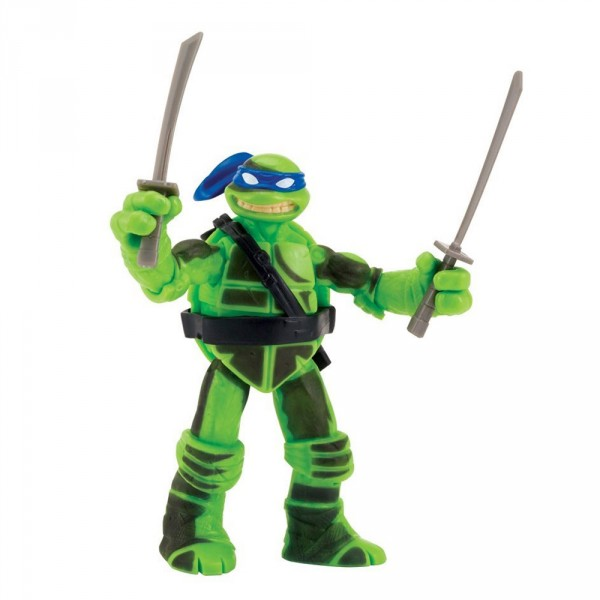 Figurine Tortues Ninja : Shadow Ninja : Leo change de couleur - Giochi-TUA424