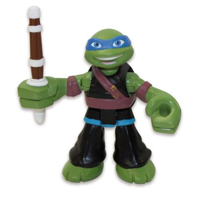 Figurine tortues ninja half shell heroes leonardo jeux et jouets giochi preziosi avenue - Le nom des tortue ninja ...