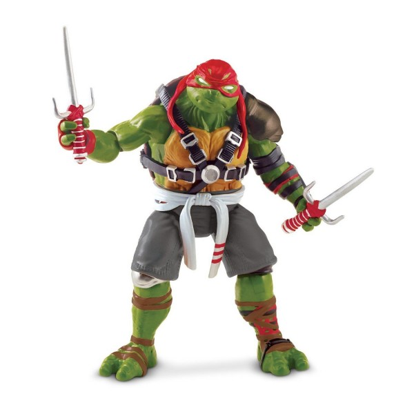 Figurine Tortues Ninja Out of the Shadow : Battle Sounds : Raphael - Giochi-TUV01-2