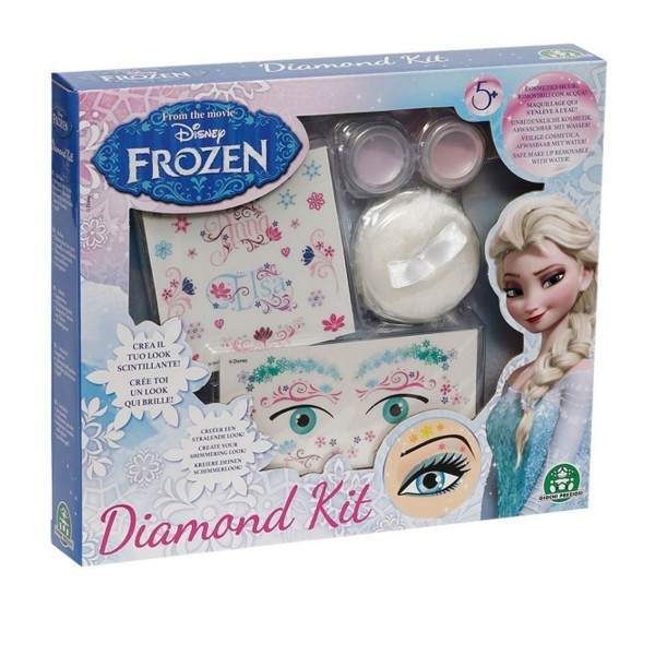 Kit de maquillage : Diamond La Reine des Neiges (Frozen) - Giochi-5883