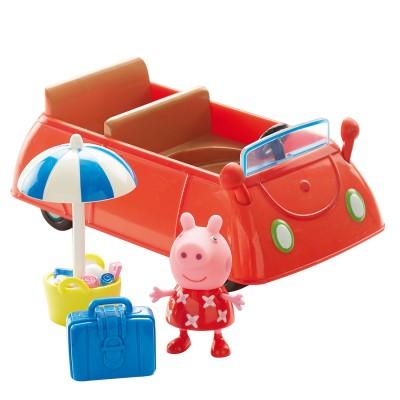 Figurines peppa pig la classe avec 7 personnes jeux et jouets giochi preziosi avenue des jeux - Fusee peppa pig ...
