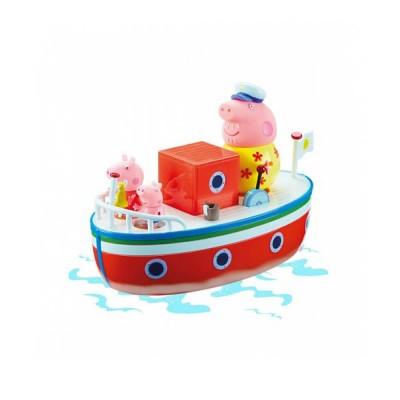 Peppa pig en vacances le bateau de papy pig 3 figurines jeux et jouets giochi preziosi - Fusee peppa pig ...