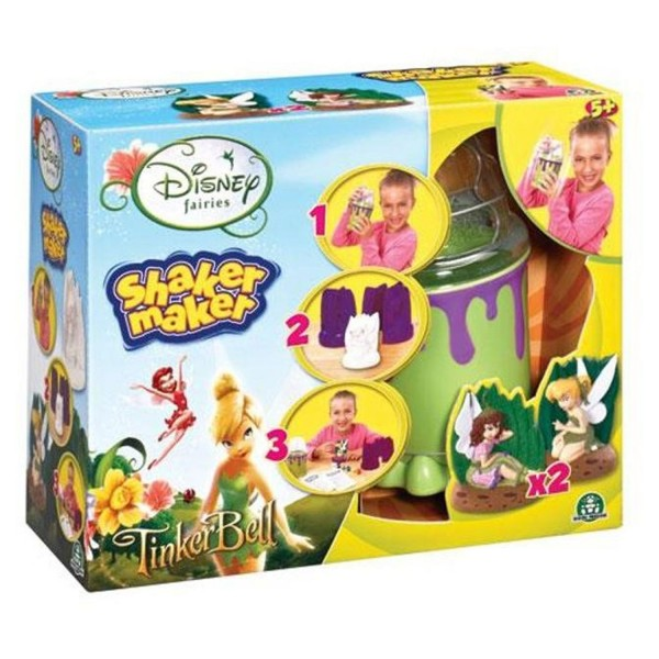 Shaker Maker Disney Fairies - Giochi-8192