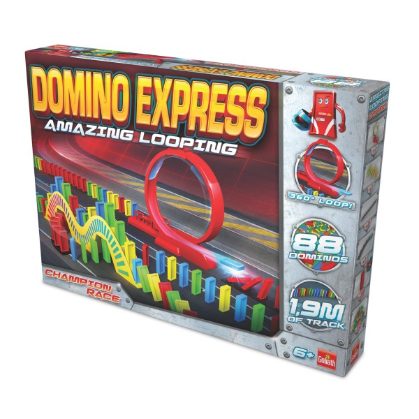 Domino Express Amazing Looping - Goliath-81007