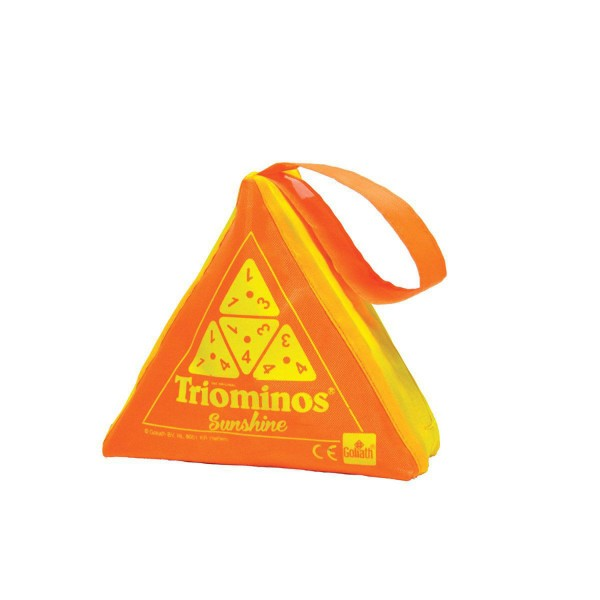 Triominos Sunshine : Orange - Goliath-60708
