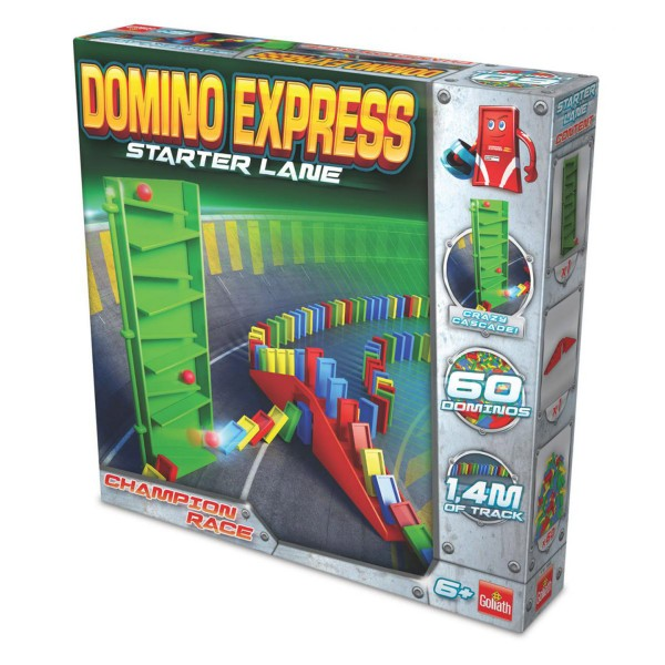 Domino Express Starter Lane - Goliath-81005