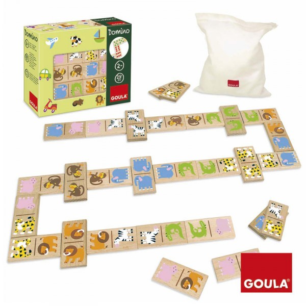 Dominos zoo - Diset-Goula-50266
