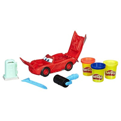 p 226 te 224 modeler playdoh flash mcqueen cars 3 jeux et jouets hasbro avenue des jeux