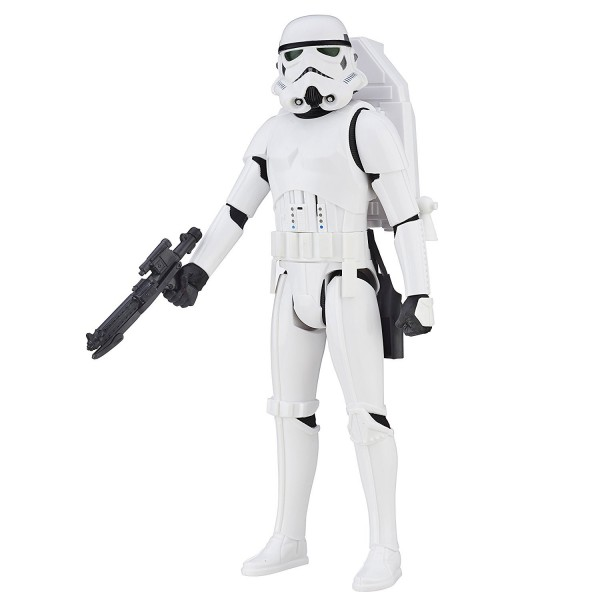 Figurine Star Wars Rogue One Interactech : Imperial Stormtrooper - Hasbro-B7098