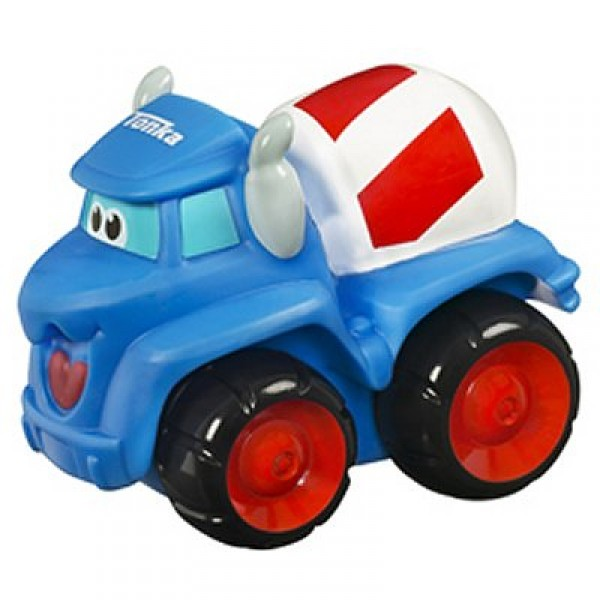 Camions tout mous - Chuck and Friends : Camion toupie - Hasbro-07103-07529