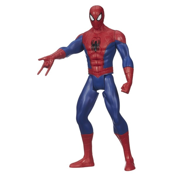 Figurine électronique Marvel Ultimate Spider-Man : Spider-Man - Hasbro-B0564-B1461