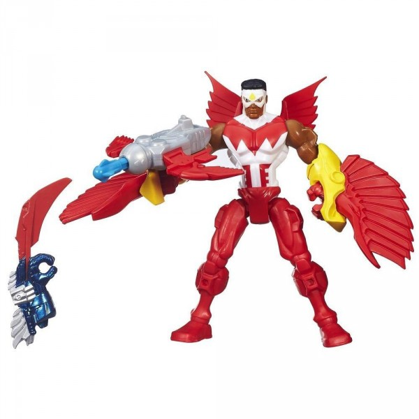 Figurine Marvel Super Hero Mashers : Marvel's Falcon - Hasbro-A6833-A7707