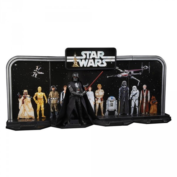 figurine star wars coffret h ritage 40e anniversaire jeux et jouets hasbro avenue des jeux. Black Bedroom Furniture Sets. Home Design Ideas