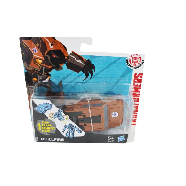 Figurine Transformers : RID One-Step : Quillfire - Hasbro-B0068-B4653