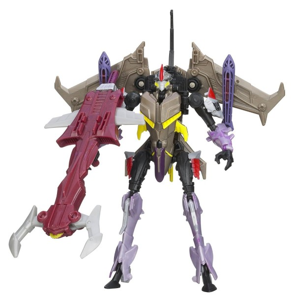 Figurine Transformers Prime Deluxe Beast Hunter : Starscream - Hasbro-A1518-A1625