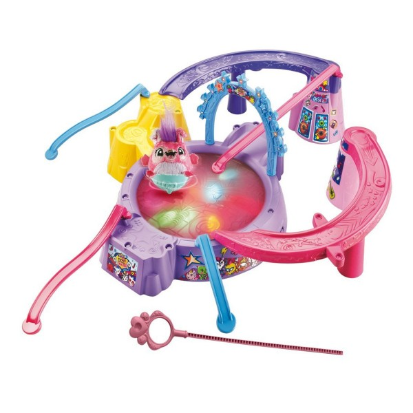 FurReal Friends : Toupies Dizzy Dancers : Piste disco lumineuse - Hasbro-98822
