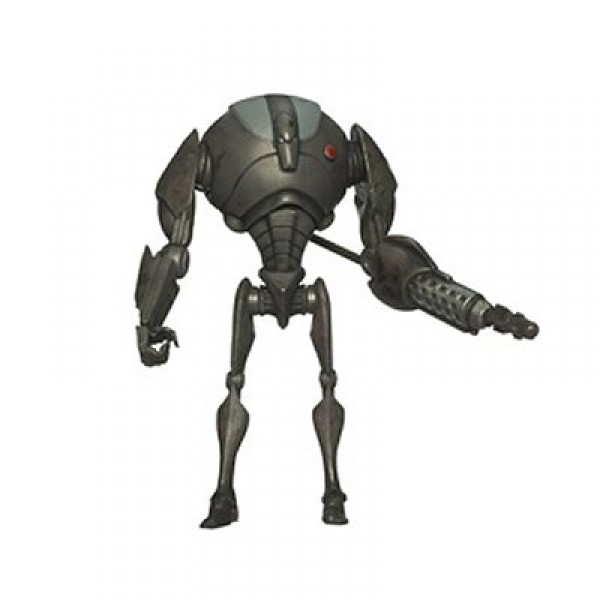 Star Wars - The Clone Wars : Heavy Assault Super Battle Droid - Hasbro-89470-87638