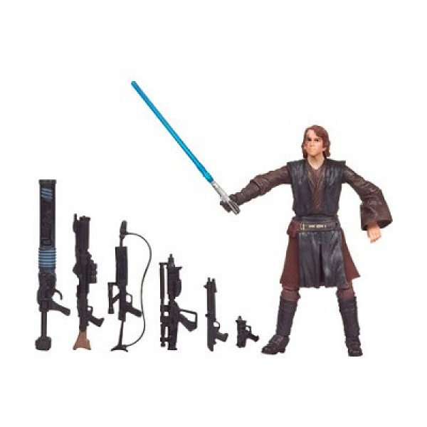 Star Wars - The Legacy Collection - Episode III La revanche des Sith : Anakin Skywalker Dark Vador - Hasbro-89031-87995