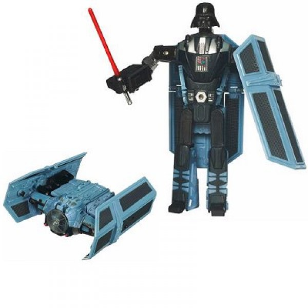 Star Wars - Transformers : Dark Vador - Hasbro-97563-94741F
