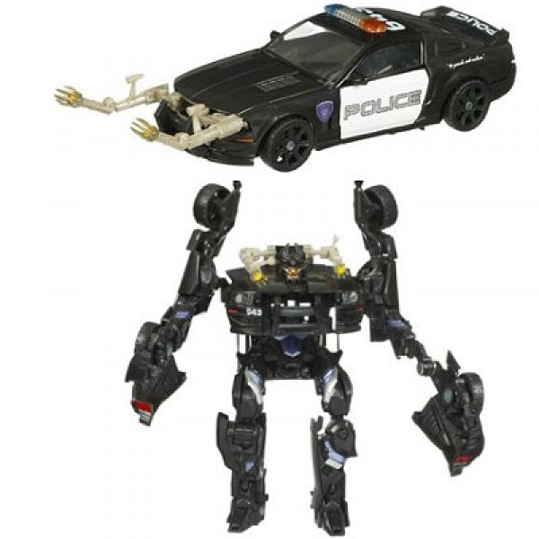 Transformers movie 2 Deluxe - Interrogator Barricade - Hasbro-89892-83971P