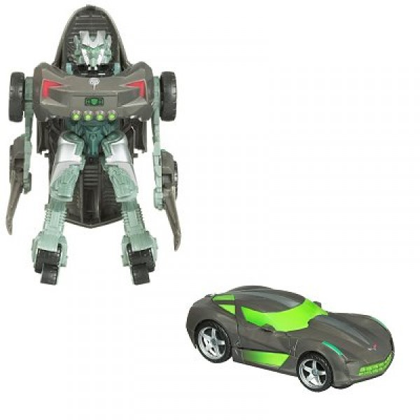 Transformers Movie 2 - Fast changer - Decepticon : Sideswipe - Hasbro-83975-94046
