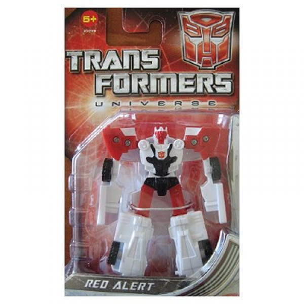 Transformers Universe - Red Alert - Hasbro-83799