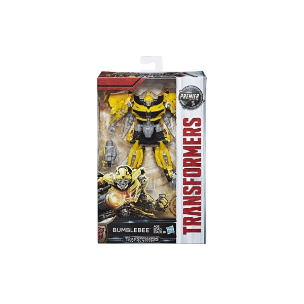 Figurine Transformers : The Last Knight Premier Edition : Bumblebee - Hasbro-C0887-2