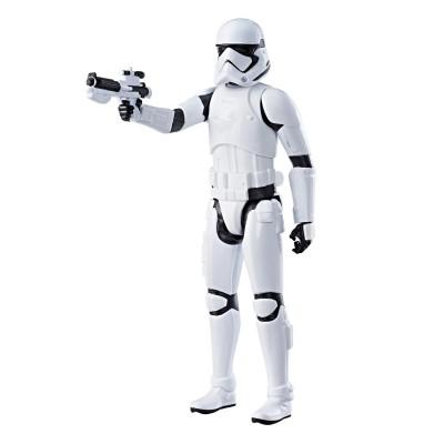 figurine star wars les derniers jedi 30 cm stormtrooper du premier ordre hasbro rue des. Black Bedroom Furniture Sets. Home Design Ideas
