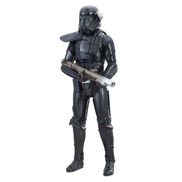 Figurine Star Wars : Duel électronique : Death Trooper impérial - Hasbro-C1578-C1580