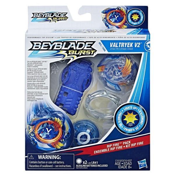 toupie beyblade burst rip fire valtryek v2 jeux et jouets hasbro avenue des jeux. Black Bedroom Furniture Sets. Home Design Ideas