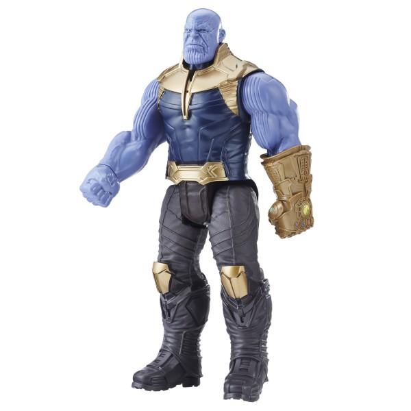figurine avengers 30 cm titan hero series thanos jeux et jouets hasbro avenue des jeux. Black Bedroom Furniture Sets. Home Design Ideas