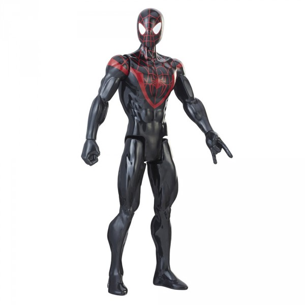 Figurine Spiderman Titan Hero 30 cm : Kid Arachnid - Hasbro-E2324-E2346