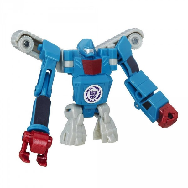 Figurine Transformers : Robots in Disguise Legion : Groundbuster - Hasbro-B0065-B7046