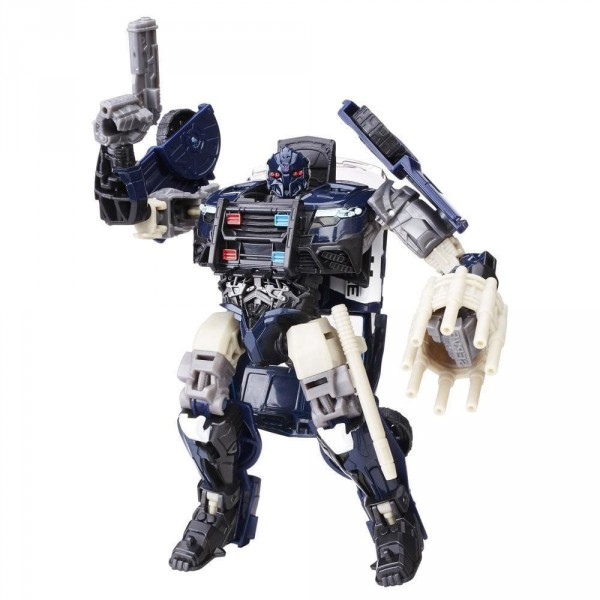 Figurine Transformers : The Last Knight Premier Edition : Barricade - Hasbro-C0887-C1321