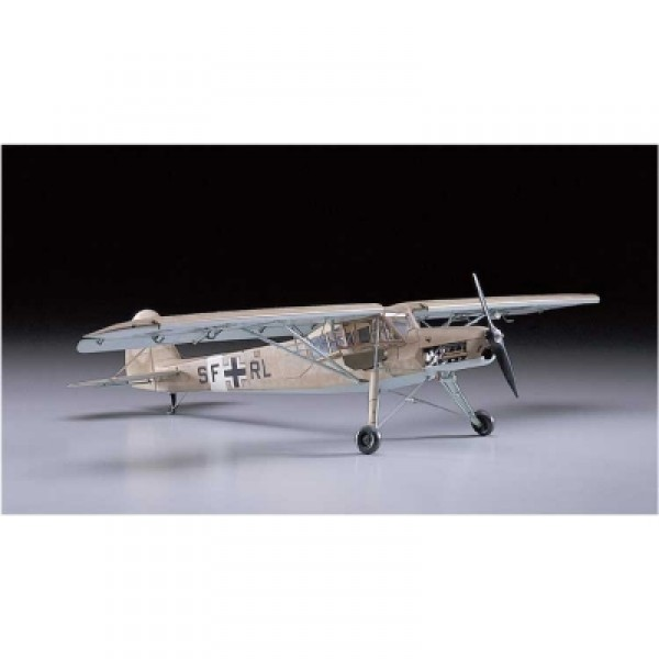 Maquette avion : Fiesler Storch - Hasegawa-08058