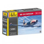 Maquette avion MD 450 OURAGAN