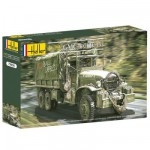Maquette Camion GMC CCKW 353 : 1/72