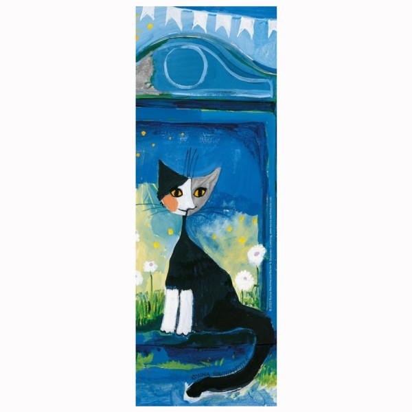 Puzzle 75 pièces vertical Rosina Wachtmeister : Fenêtre - Heye-57909-29590