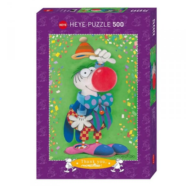 Puzzle 500 Pièces : Thank You - Heye-58460