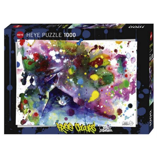 Puzzle HEYE 1000p