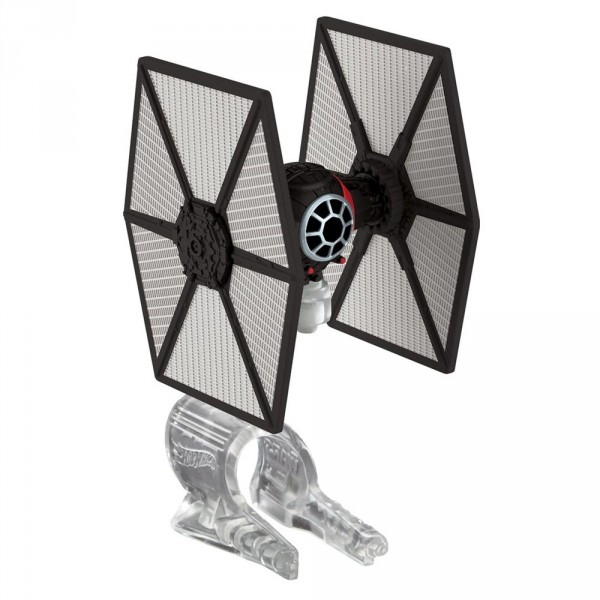 mini vaisseau star wars hot wheels tie fighter forces. Black Bedroom Furniture Sets. Home Design Ideas