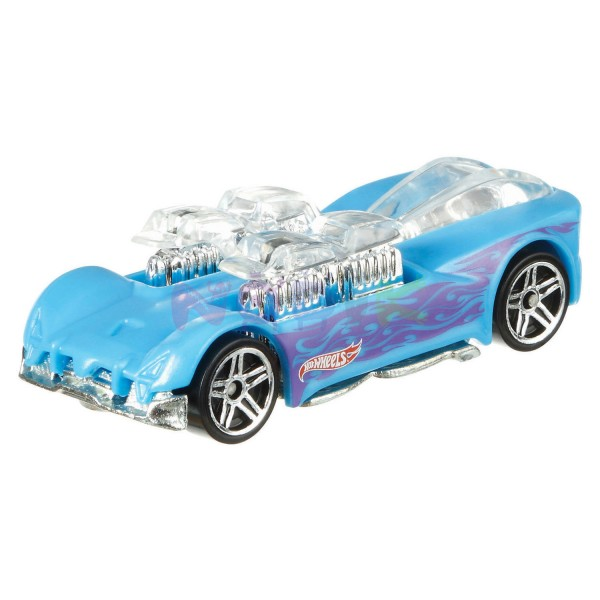 Voiture Hot Wheels : Colour Shifters : What-4-2 - Mattel-BHR15-DNN03