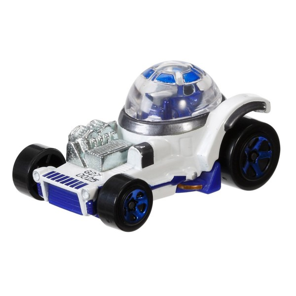 Voiture Hot Wheels Star Wars : R2-D2 - Mattel-CGW35-DTB04