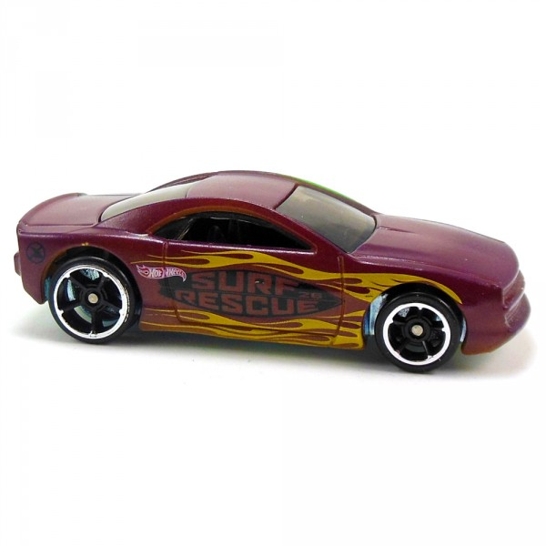 Voiture Hot Wheels : Colour Shifters : Muscle Tone - Mattel-BHR15-BHR43