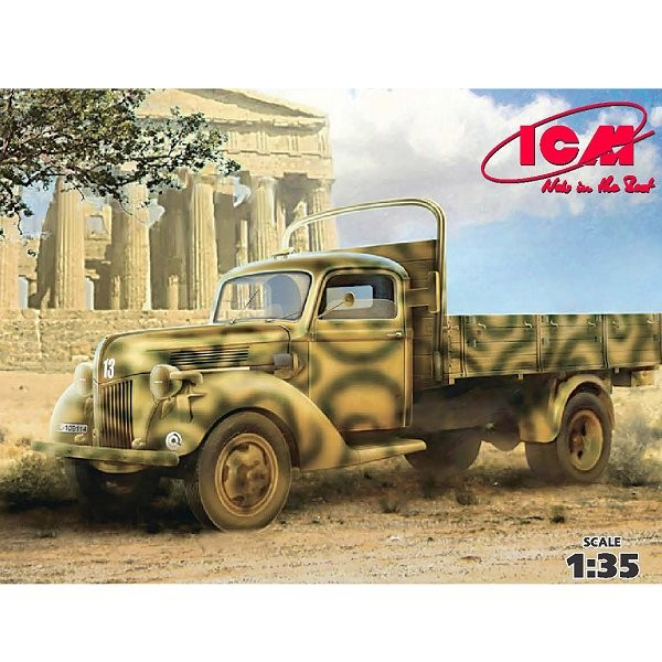 Maquette Camion allemand V3000S - ICM-35411
