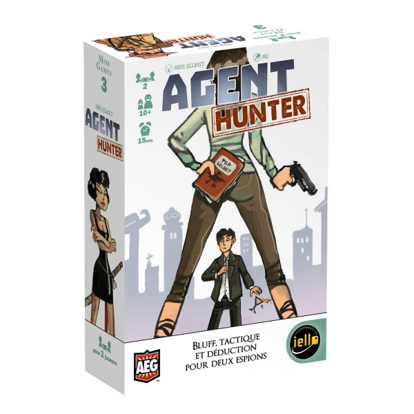 Agent Hunter - Iello-51221